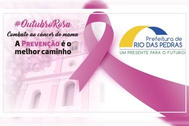 Secretaria Municipal de Saúde promove atividades durante o Outubro Rosa