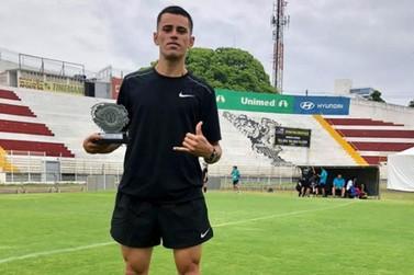 Atleta Riopedrense venceu os 15 quilômetros da 'Corrida do Alvinegro'