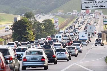 Feriado deve movimentar mais de 1,7 milhão de veículos nas rodovias estaduais