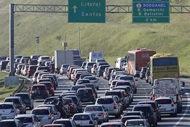 Feriado de Natal deve movimentar mais de 2,5 milhões de veículos nas rodovias