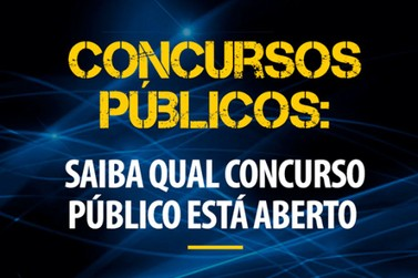 185 concursos públicos com inscrições abertas reúnem mais de 14mil vagas no país