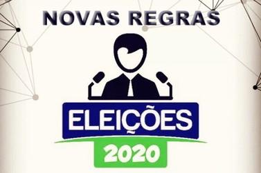 Eleições de 2020 terão novas regras; veja o que muda