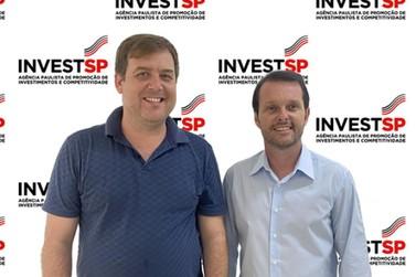 Tutinho e Penatti articulam com investidores para atrair novas empresas