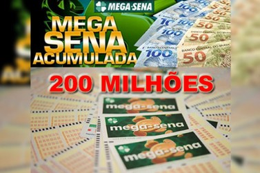Após recorde de acumulações, Mega-Sena paga 3º maior prêmio da história