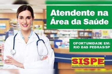 Curso Profissionalizante de Atendente na Área da Saúde