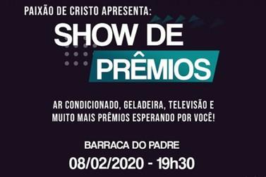 O Evento acontece neste Sábado dia 08/02 na Barraca do Padre às 19h30