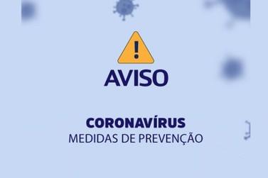 Prefeitura e Câmara Municipal de Rio das Pedras divulgam medidas de prevenção