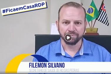 """Secretário de Saúde, Filemon Silvano, dá """"bronca"""" na população riopedrense"""