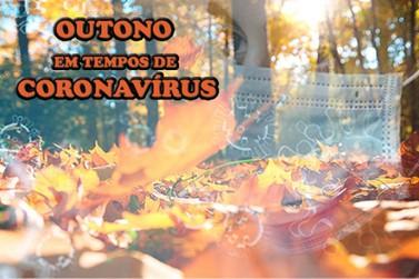 Coronavírus no outono: quais cuidados devemos tomar nessa estação?