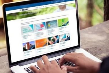 SENAI libera acesso a 17 cursos gratuitos on-line com certificado