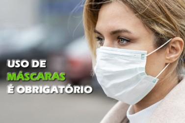 Uso de máscara é obrigatório no estado de São Paulo a partir de hoje (07/05)