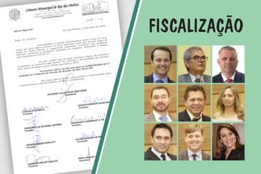 Vereadores fiscalizam gastos da Prefeitura no enfrentamento à COVID-19