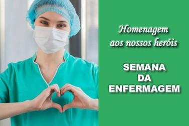 Vereadores Tutinho e Neiva prestam homenagem aos profissionais da saúde