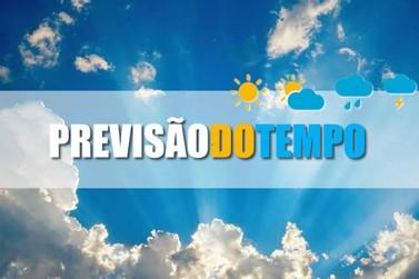 Previsão do tempo para esta semana em nossa região