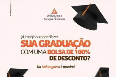 Anhanguera Piracicaba está com inscrições para vestibular online, confira!