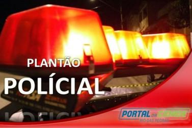 Policiais da 2ª Cia prende dupla em Rio das Pedras por furto