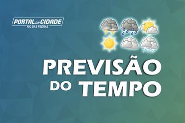 Fim de semana na região de Piracicaba deve ser com pancadas de chuva
