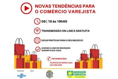Ótima oportunidade para os comerciantes Riopedrenses