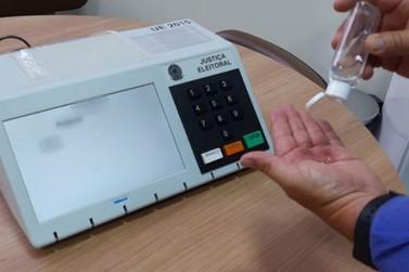 TSE determina protocolos que devem ser seguidos no dia da votação