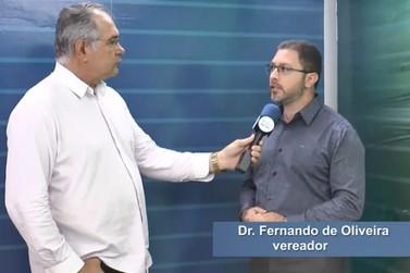 Dr. Fernando destaca ações e conquistas na atual legislatura