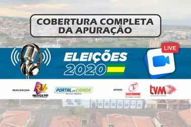 Portal da Cidade e Rádio Riovox FM farão cobertura das eleições 2020