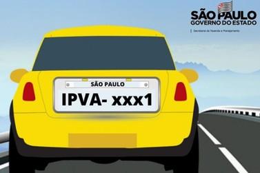 Pagamento do IPVA 2021 com desconto de 3% vence nesta quinta-feira, 07/01