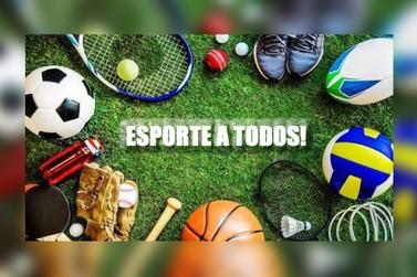 Comunicado da Secretaria Municipal de Esportes e Lazer - SESPEL