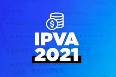 Segunda fase do calendário do IPVA 2021 começa nesta terça-feira (09/02)
