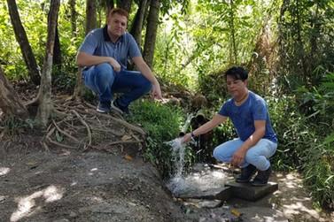 Vereadores visitam nascentes em Rio das Pedras