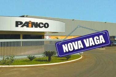 PAINCO tem nova oportunidade de emprego em Rio das Pedras