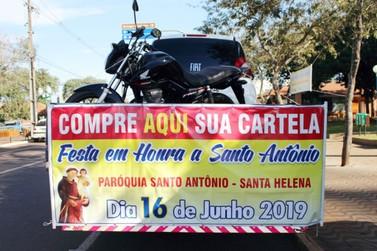 Festa de Santo Antônio acontece neste domingo
