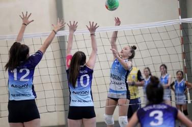 Voleibol de Santa Helena ganha nova colocação em ranking da Copa Integração