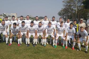 Incas é finalista da Taça Amop de futebol amador