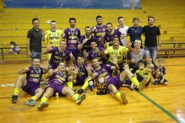 Definidos os campeões do Municipal de Futsal de Santa Helena