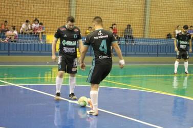 Hoje tem semifinal do Campeonato Municipal de Futsal