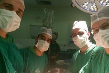 Paraná celebra seu primeiro transplante de pulmão