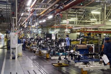 Indústria do Paraná mantém o melhor desempenho do Brasil