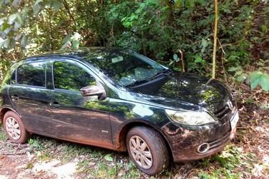 Posto da Polícia Rodoviária de Santa Helera recupera veículo roubado