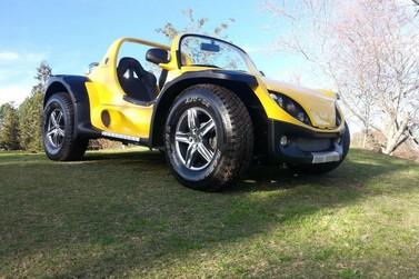 Saiba quanto vai custar buggy elétrico que começa a ser fabricado em Curitiba