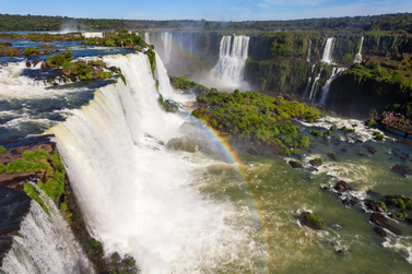 Cataratas do Iguaçu e Parque das Aves fecham a partir de amanhã em Foz