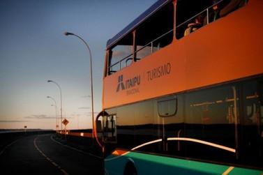 Margem brasileira da Itaipu suspende atrativos turísticos por uma semana