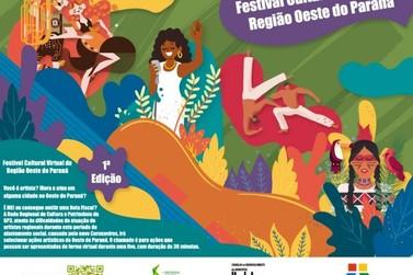 Artistas do Oeste do Paraná podem participar de festival regional de cultura