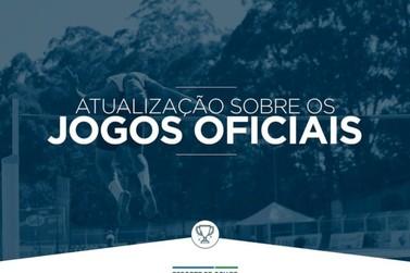 Governo atualiza dados sobre os Jogos Oficiais do Estado em 2020
