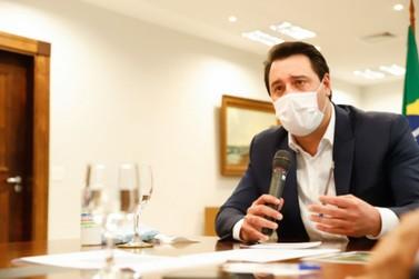 """Governo deve reavaliar amanhã se mantém """"quarentena"""", diz Ratinho Jr"""