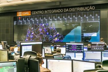 Sistema do Simepar antecipará riscos de desligamentos de energia em tempestades