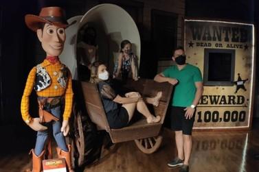 Lindeiros podem visitar o Dreams Park Show pagando tarifa especial até dia 31