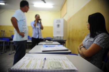 Mesários são isentos do pagamento de taxa de concurso público no Paraná