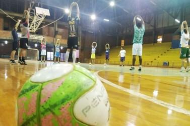 Santa Helena Futsal tem confronto nesse sábado, 05, contra o Itaipulândia Futsal