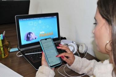 Aula Paraná Turbo vai aumentar interação e aprendizagem dos alunos