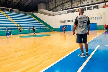 Santa Helena Futsal enfrenta o Guaíra Futsal no próximo sábado pela Série Bronze